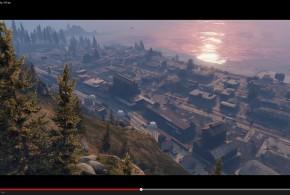 Pierwszy trailer GTA V w wersji PC